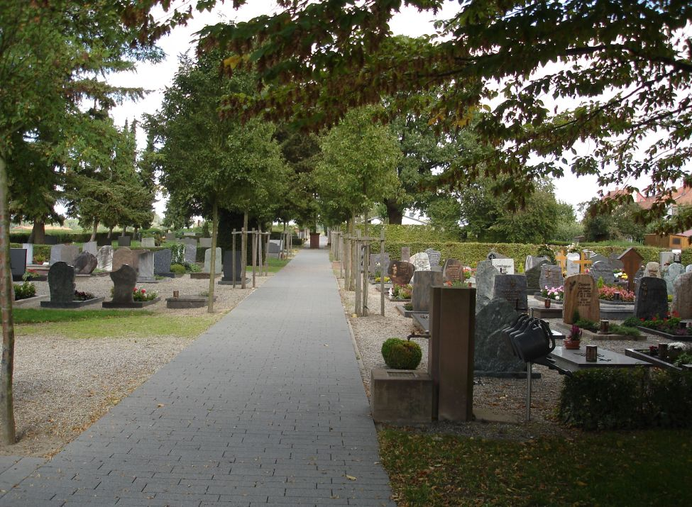 Friedhof Ottersheim
