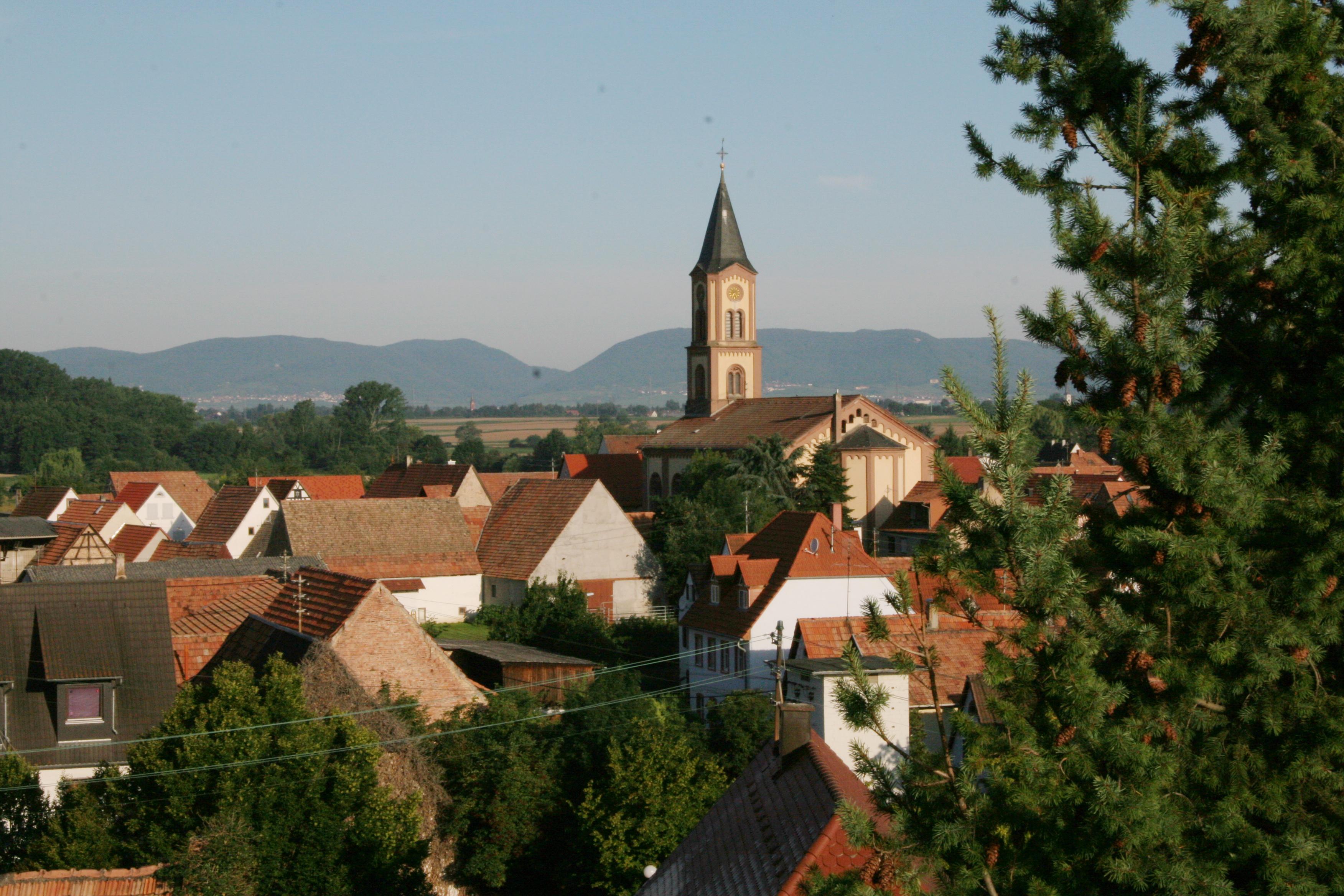 Zeiskam Verbandsgemeinde Bellheim